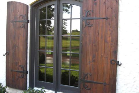 Architectural Ironwork Hand Forged Iron Doors Amp Gates